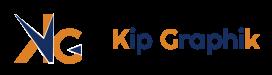 Logo de Kip Graphik, section graphisme de Kip Creativ