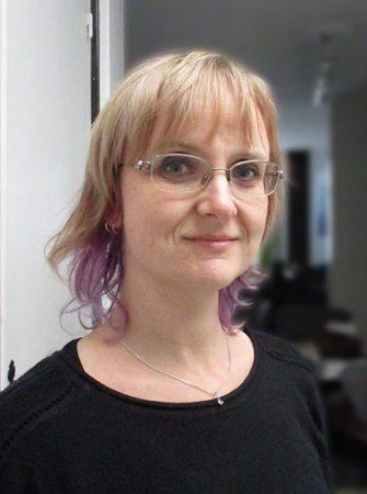 Gwenaelle, conceptrice de site internet écoresponsable